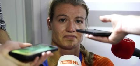 Schippers kapot na afzeggen voor 200 meter: 'Ik heb veel gehuild'