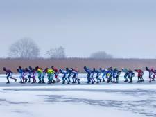 Wachten op groen licht: 'Marathonrijders trainen nu al meer dan acht jaar om op Nederlands natuurijs te rijden'