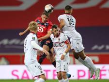 Botman en Lille weerstaan druk: PSG is koppositie weer kwijt