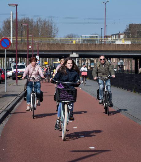 Opletten: snelfietsroute door Nieuwegein wordt 3,5 jaar lang afgesloten