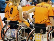 Leeuwinnen in rolstoel jagen op Europese titel met coach uit Ambacht