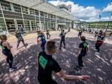 Flashmob bij Ziekenhuis Rivierenland als dank voor de zorg