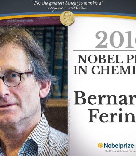 Nederlander Feringa wint Nobelprijs voor Scheikunde