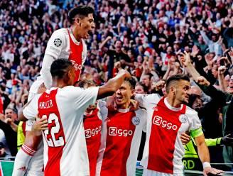 Oppermachtig Ajax rekent al voor rust af met Besiktas en heeft perfecte CL-score