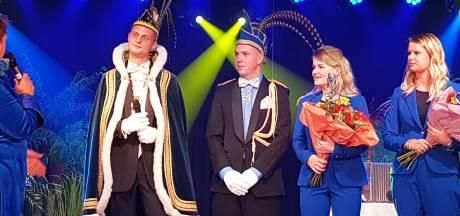 Prins Joost d'n Echte zwaait de scepter over Ploegersland (Liempde)