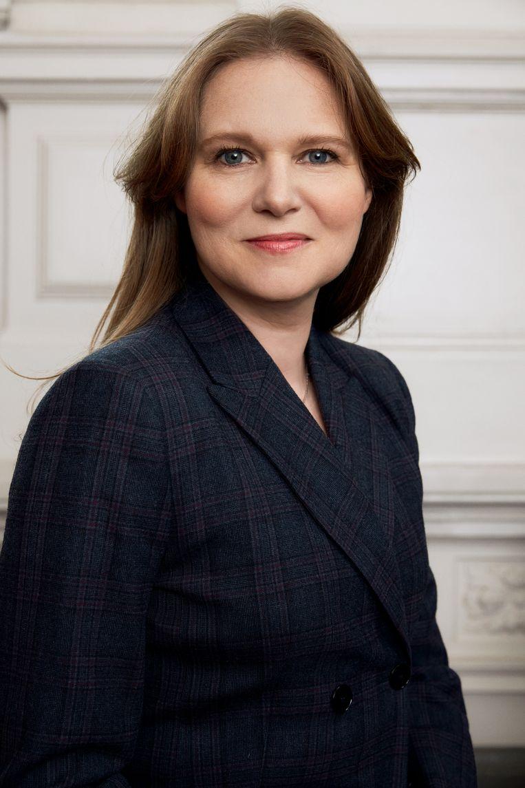 Ulrike Niehoff, artistiek directeur van het Concertgebouworkest. 'Ik verheug me op de samenwerking met Pierre Audi: hij is een visionaire man.' Beeld Anne Dokter