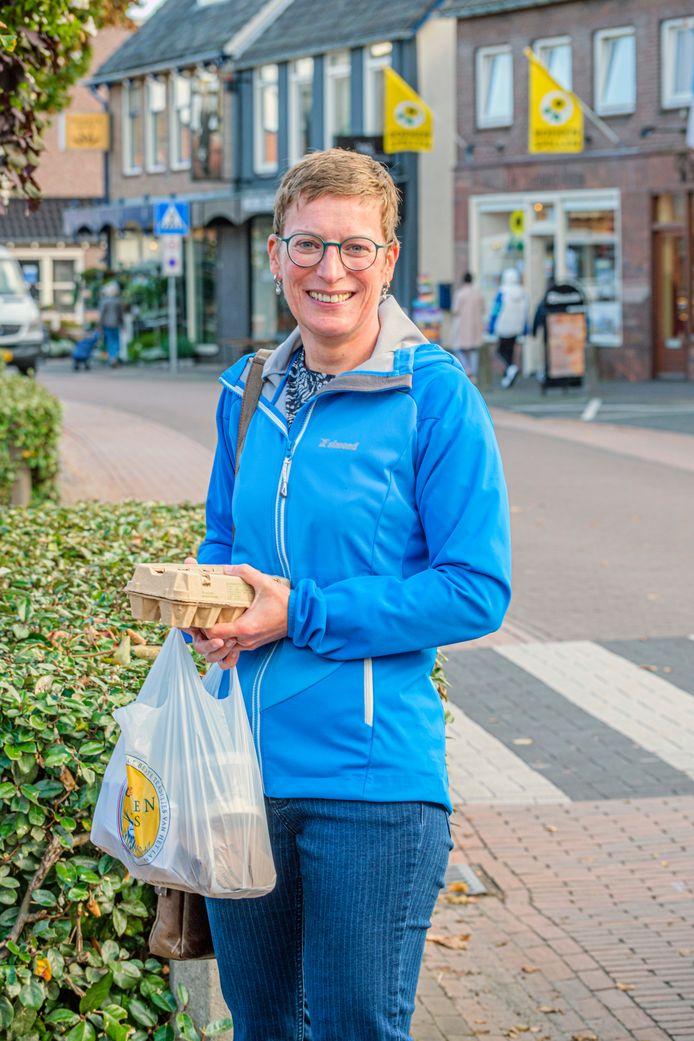 Marieke van de Beek, fractievoorzitter ChristenUnie.