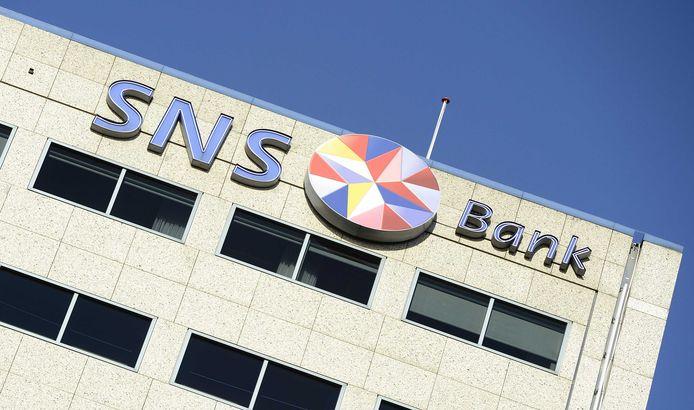 Het voormalige hoofdkantoor van SNS Reaal in Utrecht.