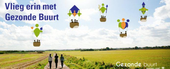 Gezonde Buurt is een initiatief van CM.