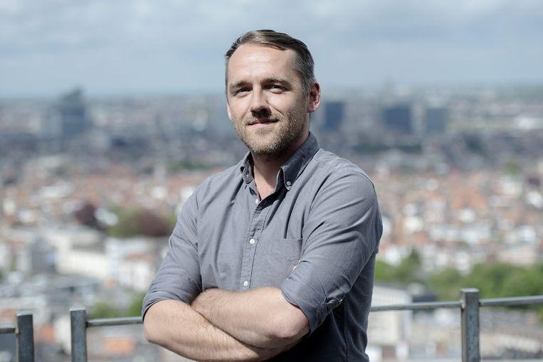 Xavier Taveirne. Beeld VRT - Tom Cornille