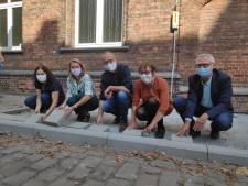 """Gent heeft Europese primeur vast: """"Met voetpad uit restproduct van ArcelorMittal vangen we meer CO2 op dan we uitstoten"""""""