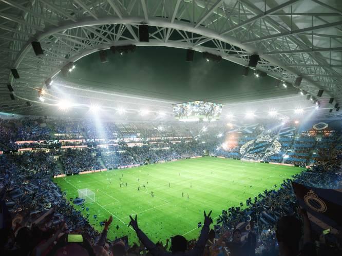 Club Brugge krijgt groen licht voor bouw nieuw stadion