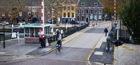 Engelenburgerbrug komt later dan gepland terug naar Dordrecht