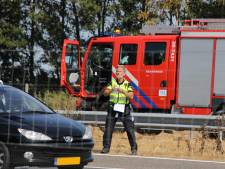 'Automobilist veroorzaakte dodelijk ongeluk op A58 doordat hij met zijn telefoon bezig was'