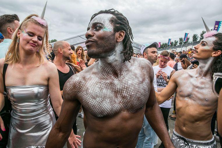 Milkshake festival. Beeld Amaury Miller