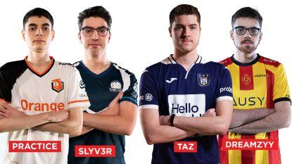 Sector One eerste finalist Belgian League