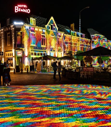 Eindhovense lichtkunstenaars leveren belangrijke bijdrage aan Glow 2019