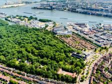 Actie tegen fietsroute door Vliegenbos in Noord: even omrijden a.u.b.