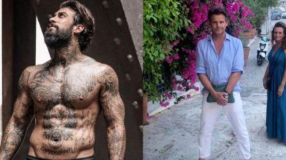 SHOWBITS. De metamorfose van Fabrizio en met welke man ging Leontine Borsato op vakantie?