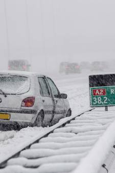 Hevige sneeuwval verwacht in Groene Hart, KNMI: 'Code oranje'