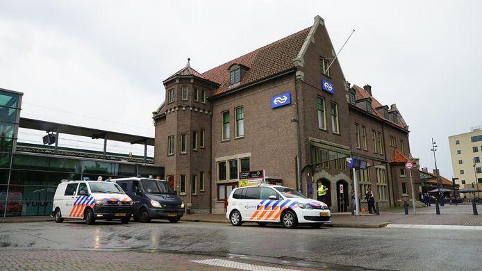 NS-station Deventer.
