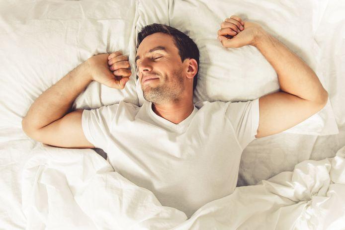Slaap is erg belangrijk bij het verhogen van onze weerstand.