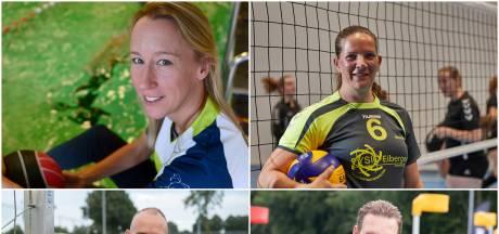 Deze Twentse en Achterhoekse sporters stelden door corona hun afscheid uit: 'Stoppen zonder publiek kan niet'
