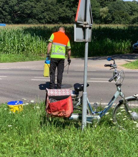 Fietsster gewond bij ongeval in Hummelo