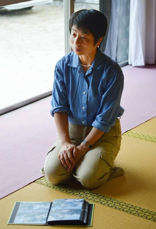Weduwe Hiromi Noguchi.