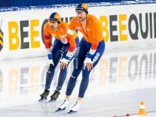 Krol klopt Verbij in rechtstreeks duel en sluit weekend af met winst op 1000 meter