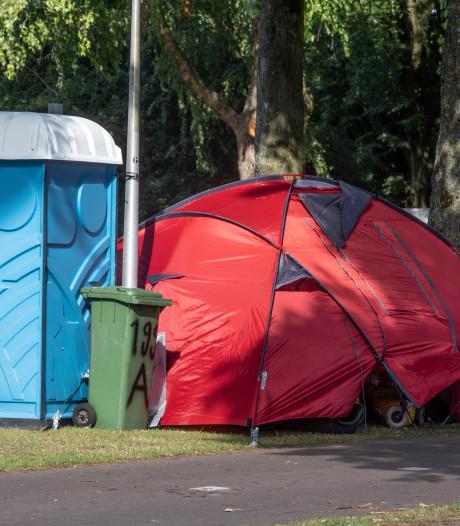Slimste regio vindt nog geen oplossing voor de dakloze vrouw