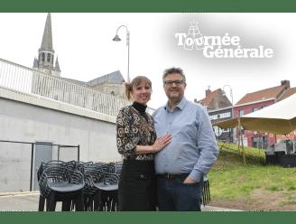 """Tot eind september pop-up zomerbar Chicobar langs de Leie: """"Heel ruim aanbod voor passanten en gezinnen"""""""