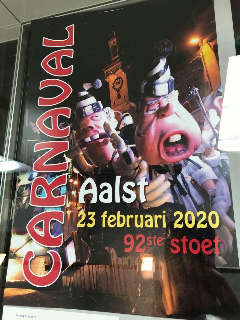 Inzendingen carnavalsaffiche 2020