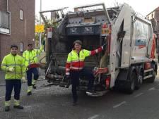 Beau van Erven Dorens duikt op tussen de vuilophalers in Utrecht