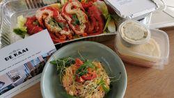 LEKKER LOKAAL Takeaway bij De Kaai: op restaurant in eigen huis