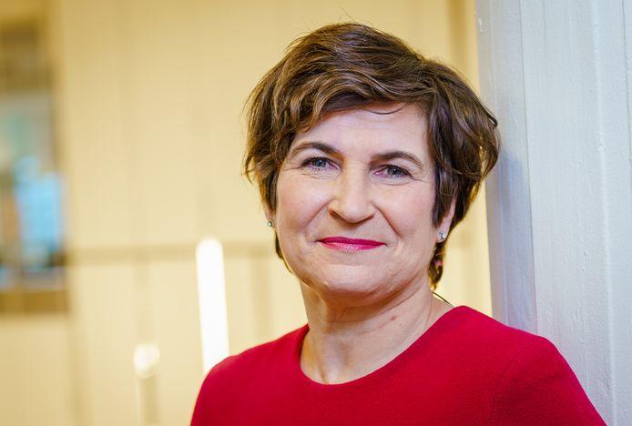 Lijsttrekker Lilianne Ploumen van de PvdA.