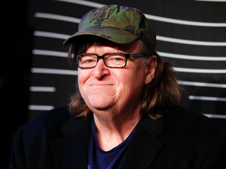 Michael Moore. Beeld AP
