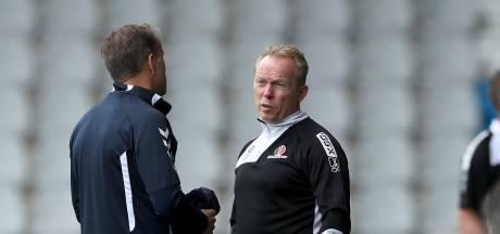 Helmond Sport-trainer Wil Boessen is tevreden met de aanwinsten, maar nog niet over de aantallen