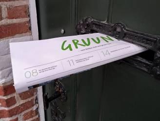 Groen Turnhout post gratis krant GRUUN in elke brievenbus