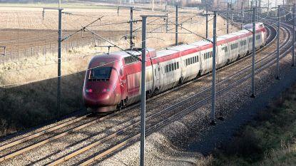 Enkele treinen van Thalys en Eurostar afgeschaft door staking in Frankrijk