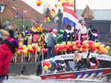 Kinderen bij Sint-intocht Hardenberg even flink in spanning: het grote boek is gestolen