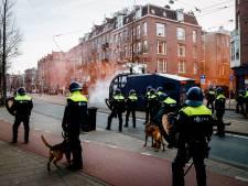 Politie deelt opnieuw beelden van verdachten Museumpleinrellen