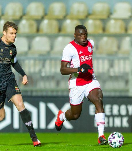 Jong Ajax doet GA Eagles vaak pijn, Deventer doelpunten zekerheid