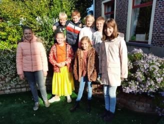 Nieuwe leerlingenraad voor VBS Borsbeke