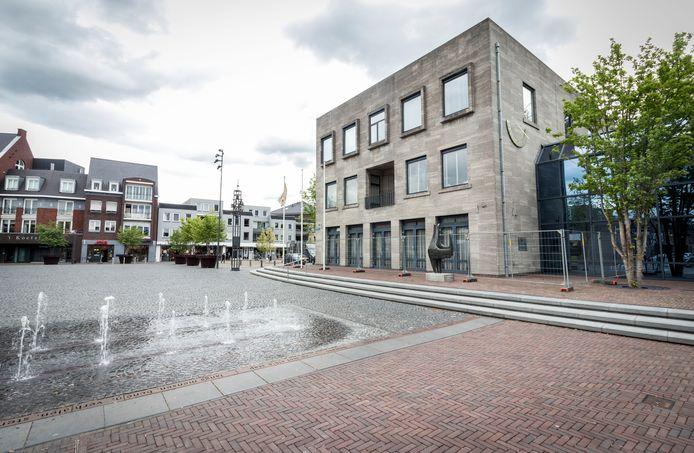 Het gemeentehuis in Best.