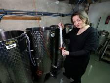 Coronajaar zet Ter Welle op nieuw spoor: modeontwerpster maakt nu wijn en bier