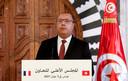 De ontslagen premier Hichem Mechichi.
