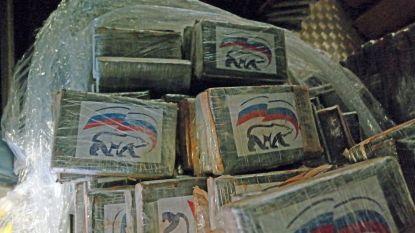 324 kg cocaïne verstopt tussen kikkererwten