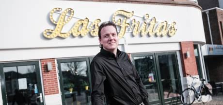 Roy startte nieuw streetfoodcafé, maar toen kwam corona: 'Ik heb mezelf drie jaar de tijd gegeven'