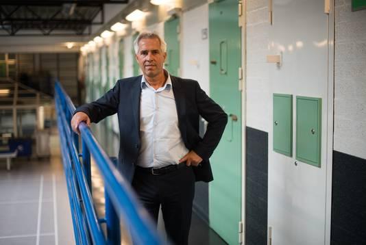 André Aarntzen, directeur  van de PI in Arnhem-Zuid.